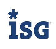 Trusted by Logo isg2